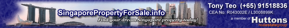 SingaporePropertyForSale.info - new condominiums, new launches, Singapore property. A member of Huttons real estate group